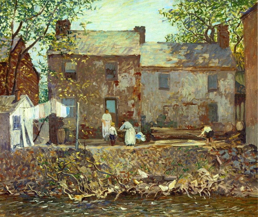 Summertime, 1920
