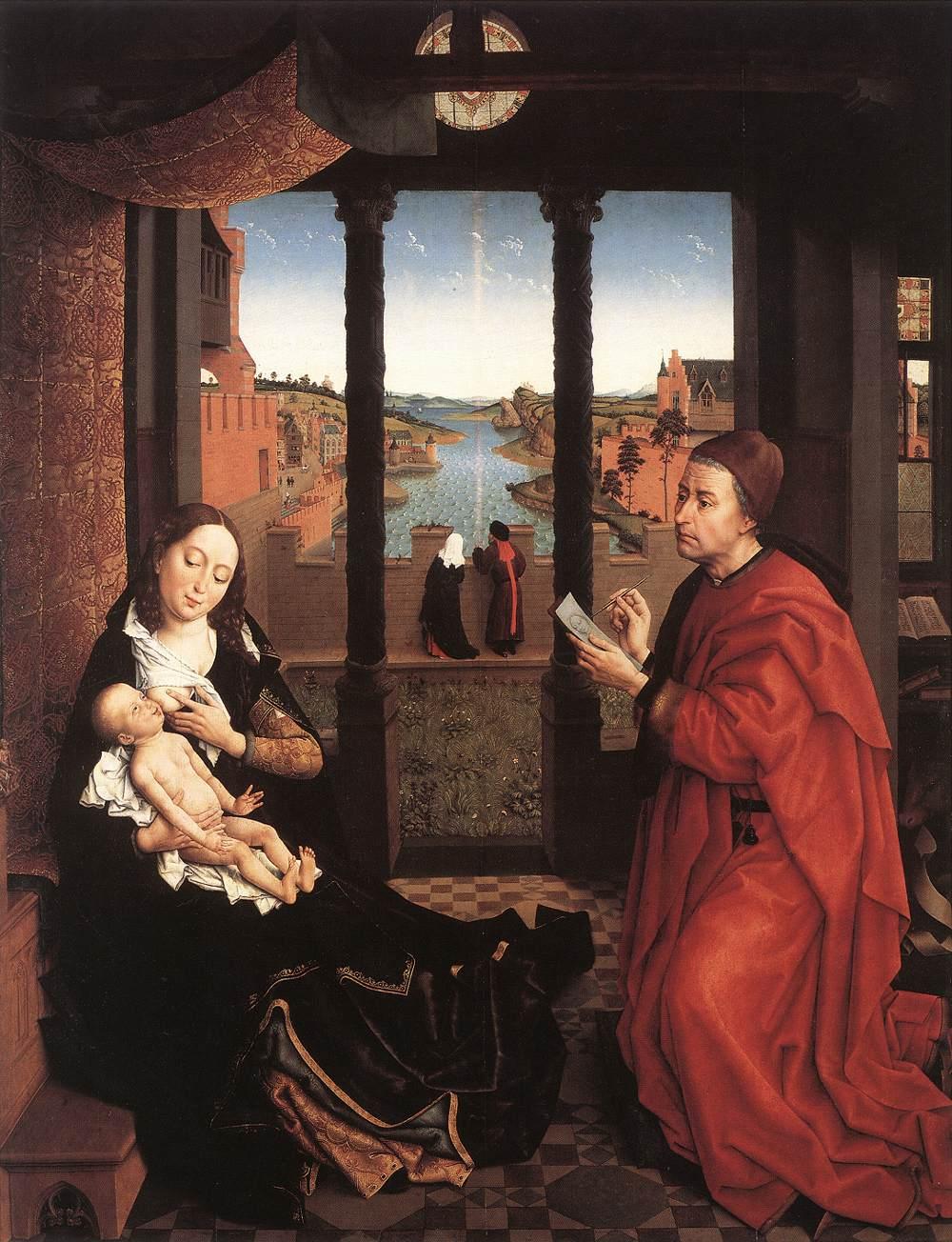 annunciation in northern renaissance art essay