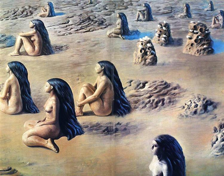 The Morning of the Planet - Sabin Balasa