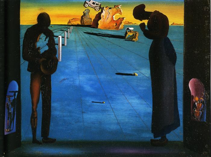 Angelus, c.1932 - Salvador Dali