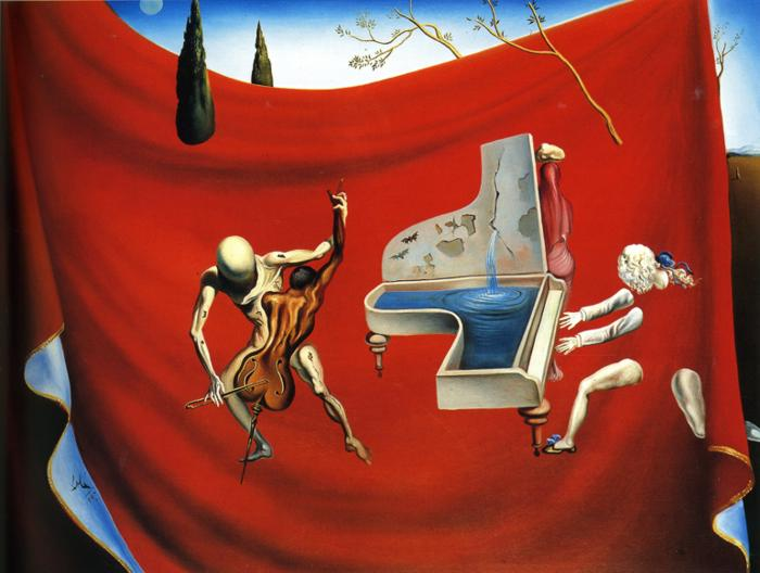 Music - The Red Orchestra - Salvador Dali