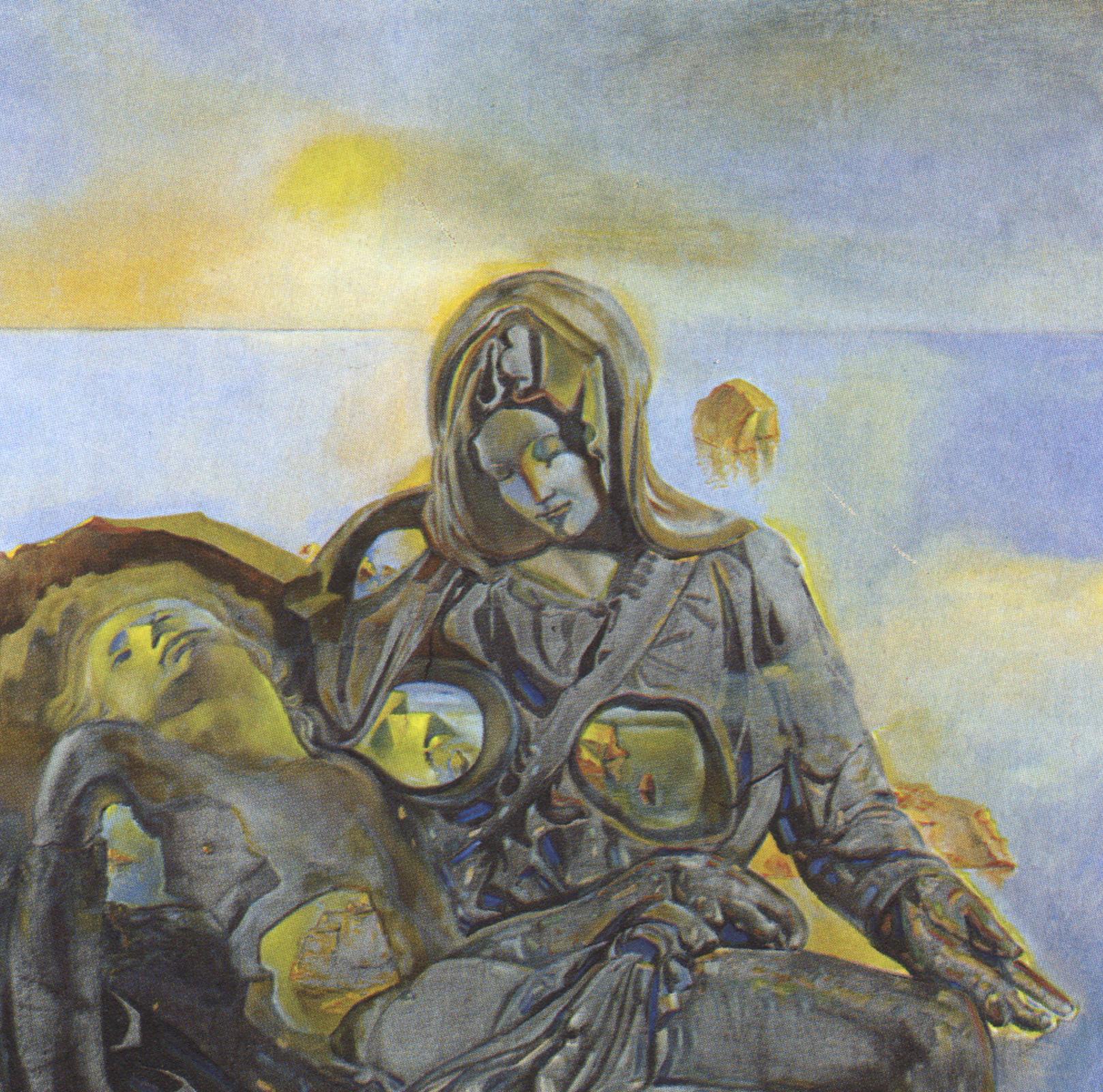 Pieta salvador dali for All of salvador dali paintings