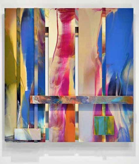 Wide, 2008 - Sam Gilliam