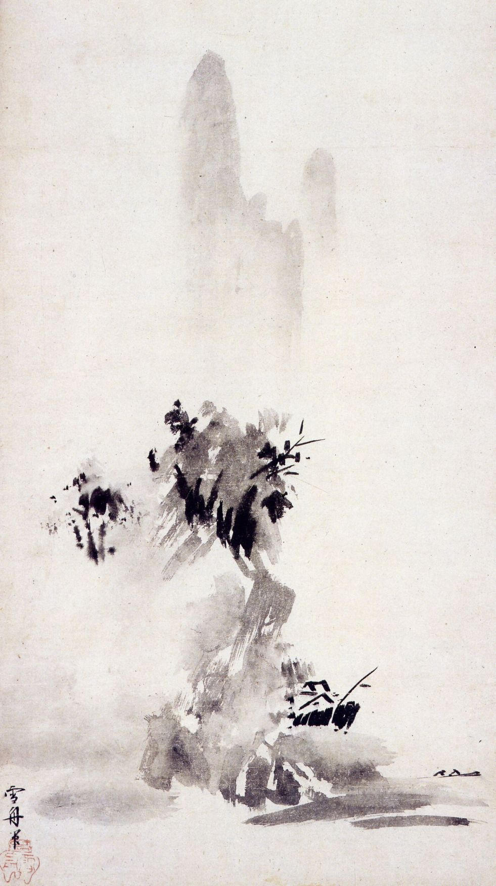 paintings of toyo sesshu The japanese painter and zen priest toyo sesshu (1420-1506) is generally regarded as japan's greatest painter his zen-inspired paintings are credited with establishing a truly japanese style of ink painting which had a great influence on all later japanese painting.
