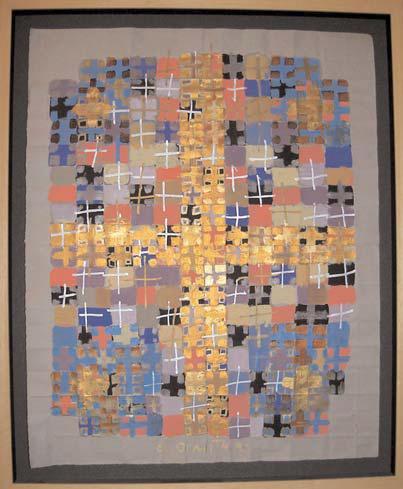 Garden of Signs (2), 2000 - Silviu Oravitzan