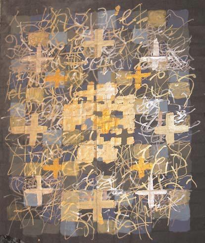 Garden of Signs (5), 1998 - Silviu Oravitzan