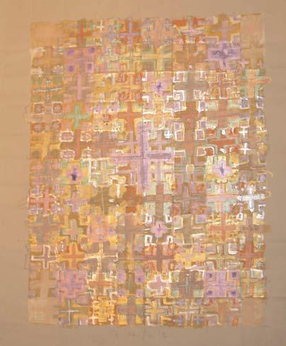Garden of Signs (6), 1998 - Silviu Oravitzan
