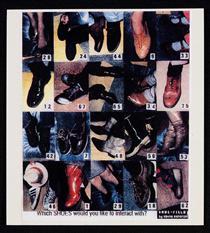 Shoe-Field - Sonya Rapoport