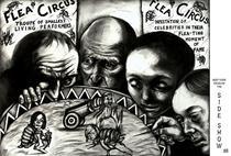 Flea - Sue Coe
