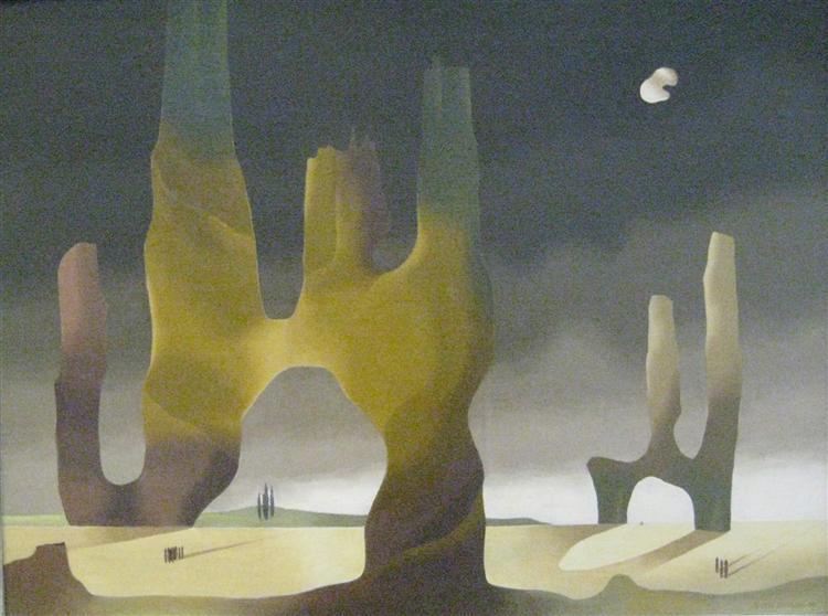 Den vaknade vidden, 1935 - Свен Джонсон