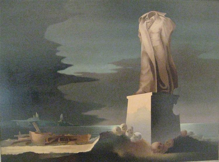 Ecce Homo, 1937 - Свен Джонсон