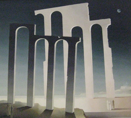 Portalerna, 1938 - Свен Джонсон