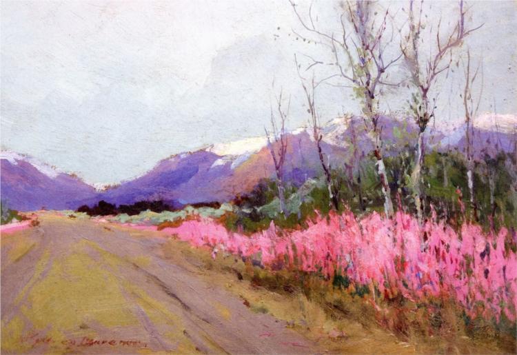 Fireweed Lane - Sydney Laurence