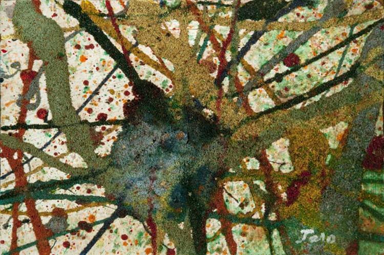 Untitled, 1972 - Taro Yamamoto