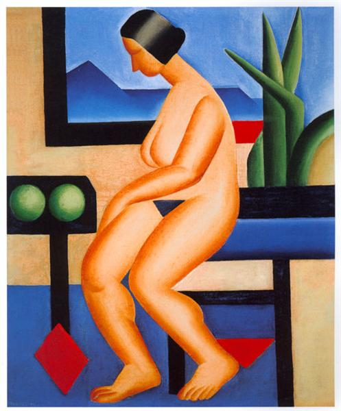 Nu - Tarsila do Amaral