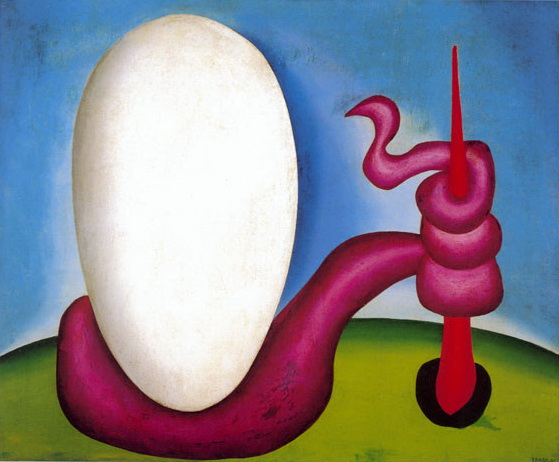 The Egg - Tarsila do Amaral