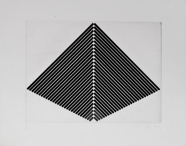 Vault, 1991 - Tess Jaray