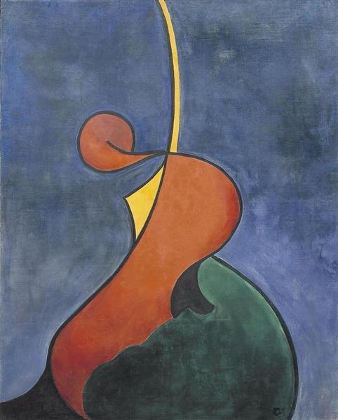 Heroic movement, 1916 - Theo van Doesburg