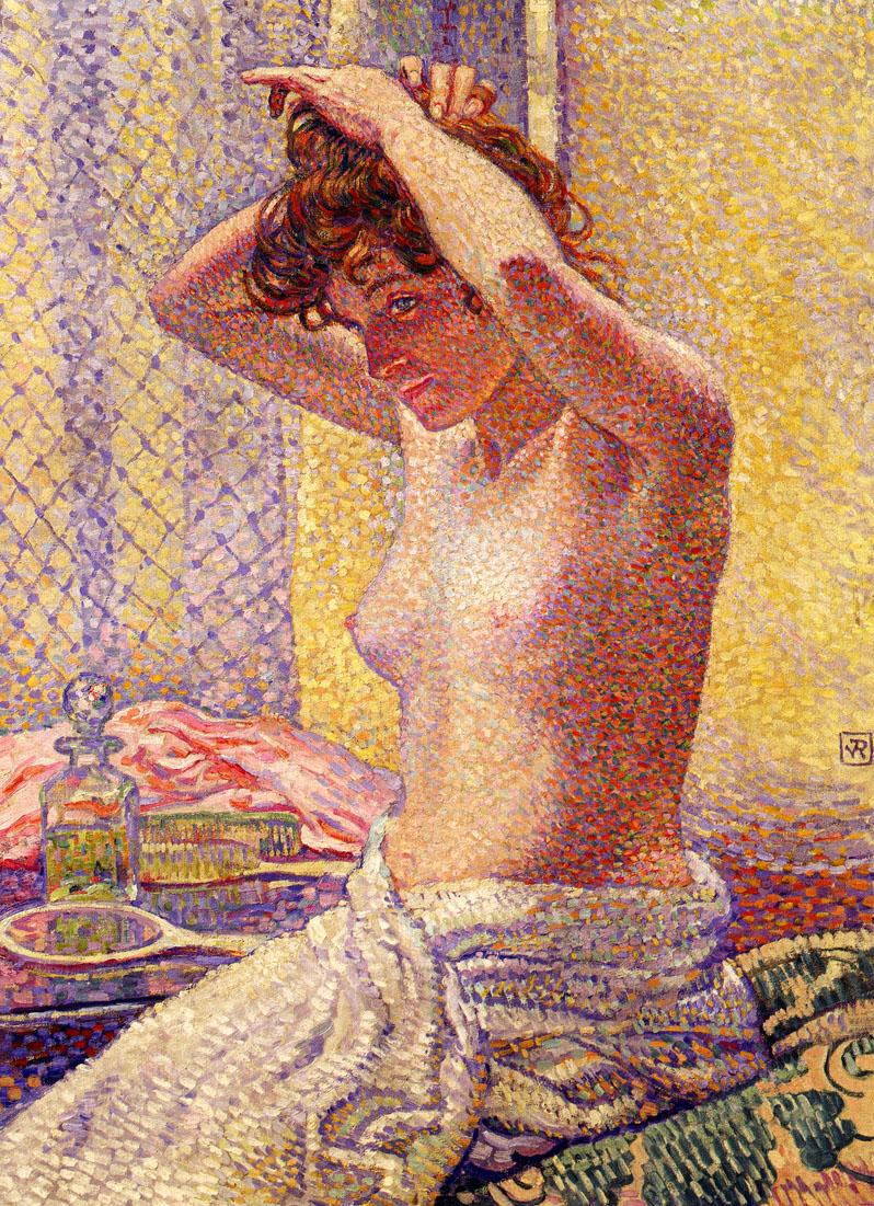 Картинки по запросу Théo van Rysselberghe nude