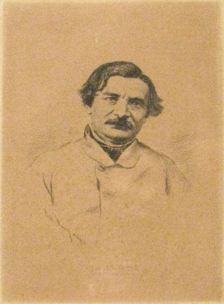 Ion Eliade Radulescu, 1869 - Theodor Aman