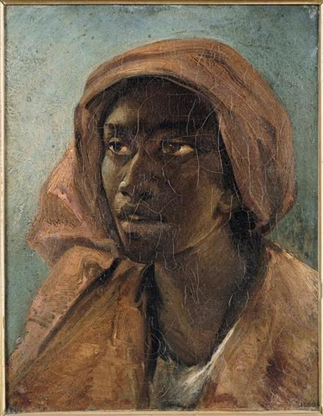A Young Negro Woman - Théodore Géricault