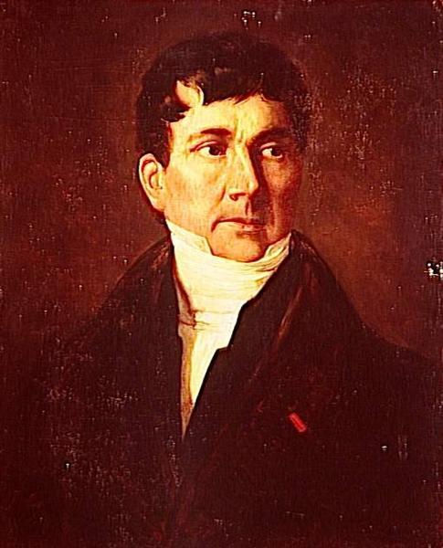Presumed PortraitofPierrePaulRoyer-Collard - Théodore Géricault