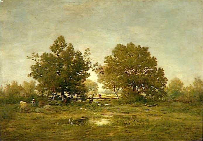 Theodore Rousseau Famous Paintings