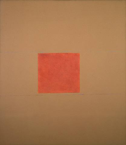 Delphic Sun-Box #2, 1968 - Theodoros Stamos