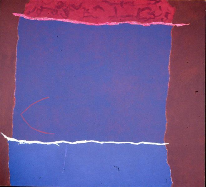 Infinity Field, Lefkada Series, 1980 - Теодорос Стамос