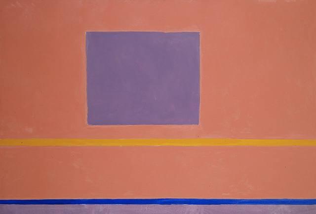 Olivet Sun-Box #II, 1967 - Theodoros Stamos