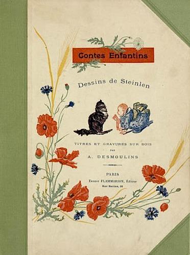 Contes Enfantin, 1899 - Theophile Steinlen