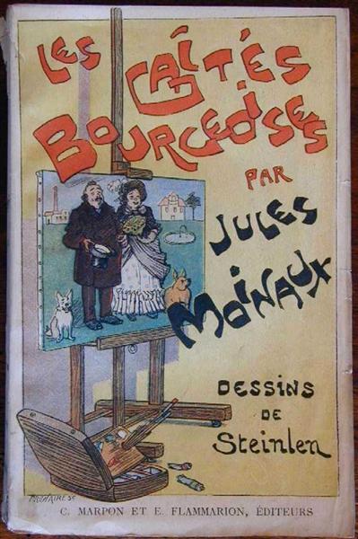 Les Gaietes Bourgeoises, 1898 - Теофиль Стейнлен
