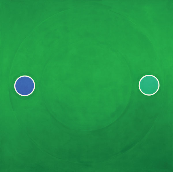 Green Melt, 1966 - Thomas Downing