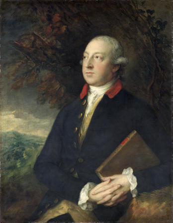Thomas Pennant, 1776 - Thomas Gainsborough