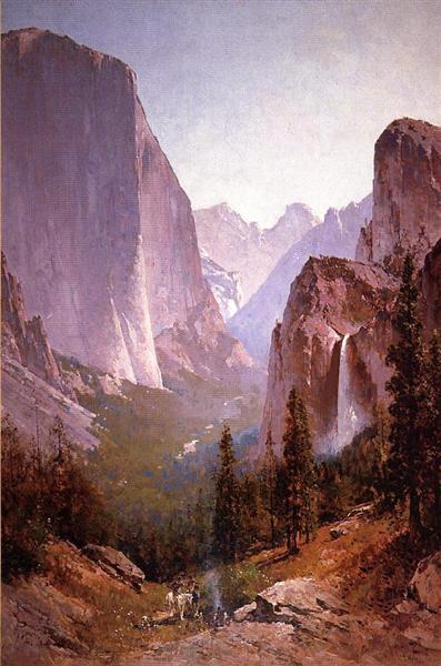 Yosemite - Thomas Hill
