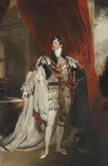 George IV - Thomas Lawrence