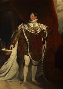George IV - Томас Лоуренс