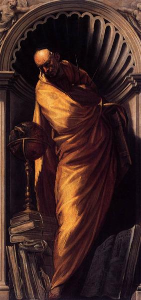A Philosopher, 1570 - Tintoretto
