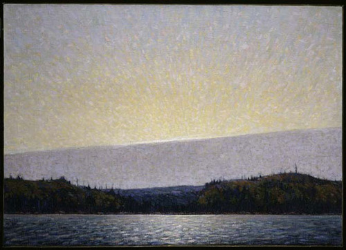Morning Cloud, 1913 - Tom Thomson