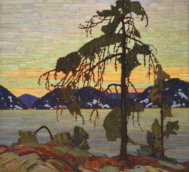 The Jack Pine, 1917 - Tom Thomson