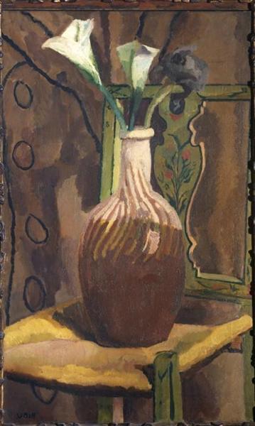 Arum Lilies, 1919 - Vanessa Bell