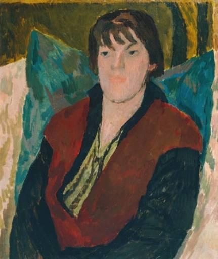 Helen Dudley, 1915 - Vanessa Bell