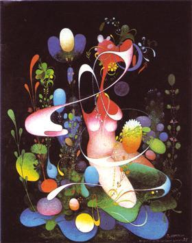 Lacustre Galaxy - Vangel Naumovski