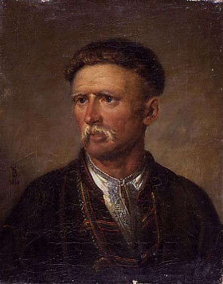 Ustim Karmaluk - Vasily Tropinin
