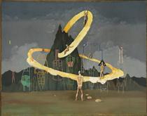 Courteous Passivity - Victor Brauner