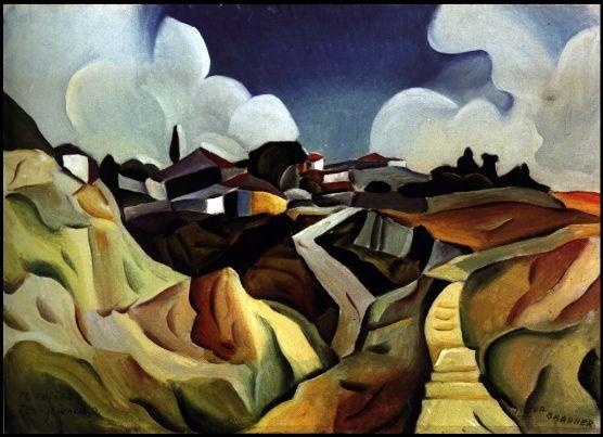 Dobrudjan Landscape, 1928-1937