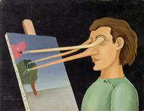 Painted from Nature - Victor Brauner