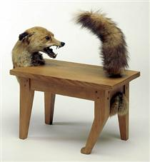 Wolf-Table - Victor Brauner