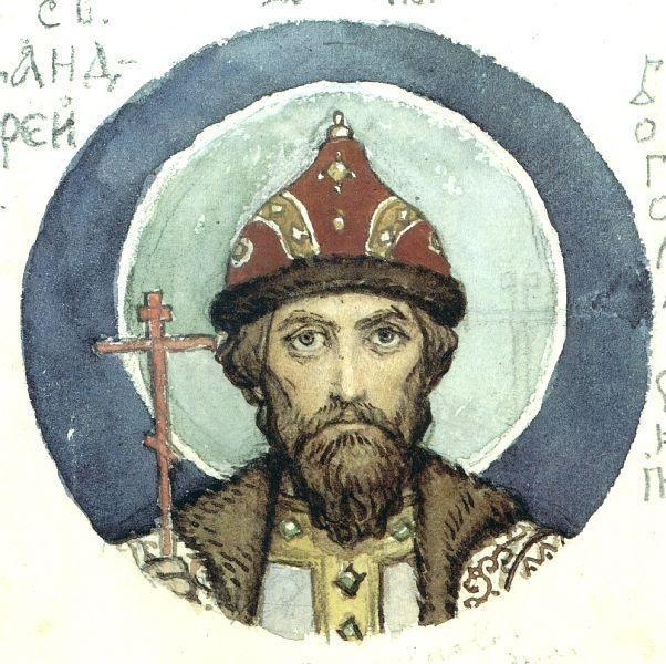 Prince Andrey Bogolyubsky, 1885 - 1896 - Viktor Vasnetsov