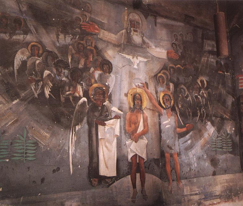 Baptism of Christ, 1931